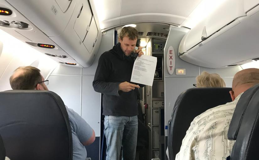 Plane Magic